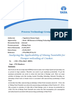 Analyzing the Applicability of Mining Turntable for Dumper unloading at Crusher..pdf