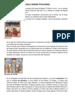 El Almagesto y El Cielo Según Ptolomeo
