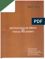 Tecnologia de Riego en Nogal Pecanero