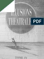 James Hodges - Les Grandes Illusions Tome 4