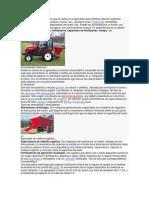 Tarea de Mecanizavion Agricola