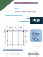 2da Prueba de Desarrollo – 40% Fuentes Barja Mirella