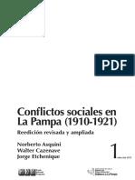 Conflictos en La Pampa