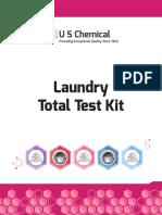 L000235 Laundry Total Test Kit