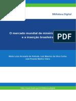 O mercado mundial de minério de ferro e a inserção brasileira