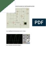 Simulacion Del Amplificador de Instrumentacion