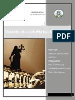 Filosofia Del Derecho _trabajo Monografico Terminado