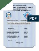 Historia de La Ingeniería Civil1