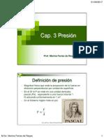 MF Cap 3 Presión