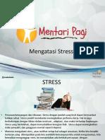 Mengatasi Stress Kerja
