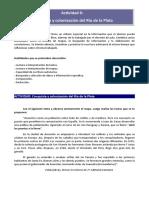 Actividad 6 - Conquista y Colonización Del Río de La Plata