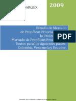 Informe PROPOLEOS UE Colombia Venezuela Ecuador
