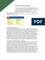 Peripheral Arterial Occlusive Disease