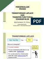 Transfer Function Proses