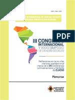 Congreso III - Simposio Ciencias Sociales
