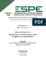 Informe Electronica 1.3