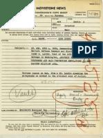 Coastal Patrol Movietone News (1943)
