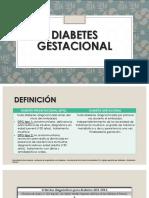Diabetes Gestacional 1