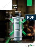 RPB Radex Airline Filter Product Brochure