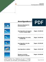 DICTATOR Catalogo 03 Amortiguadores Hidraulicos