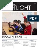 Spotlight Digital Curriculum 2017 Sponsored