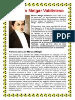 Mariano Melgar Valdivieso