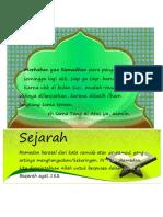Mading Ramadhan Dan Ukk