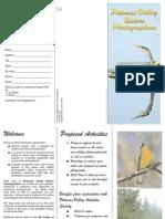 Potomac Valley Audubon Society Membership Form