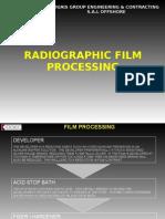 Radio Graphic Film Processing