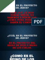 Cual Es El Proyecto de Dios