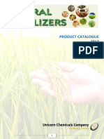 Fertilizer Catalogue (UreaN46 & DAP 18:46:0)