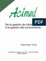 De la gestión de información a la gestión del conocimiento.pdf
