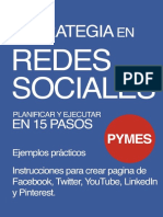 Estrategia en Redes Sociales (Spanish Edition) - Colectivo de Autores Marketing Digital