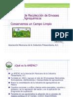 Recolepción de Envases Campo Limpio Ppt