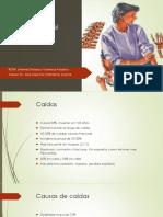 Geriatria fracturas