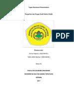 Pengertian Dan Fungsi Audit Sektor Publik - Cover