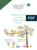 Perfil Del Niño y La Niña de Educacion Inicial 03102017 - Copia