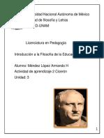 Ciceron A2 U3 Mendez Lopez Armando