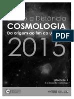 Cosmologia Da Origem Ao Fim Do Universo_1