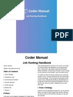 Job Hunting Handbook