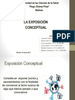 Diapositivas Exposicion Conceptual