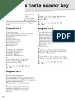 Progress tests answer key.pdf