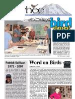 10-2007 Towhee Newsletter Tahoma Audubon Society