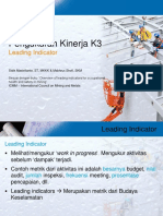 9. PKK3 - Menghitung Matrik K3 (Leading Indicator) (2)
