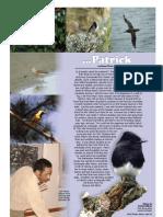 11-2007 Part 2 Towhee Newsletter Tahoma Audubon Society