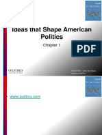 CH 01B - Spirit of American Politics