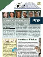 02-2008 Towhee Newsletter Tahoma Audubon Society