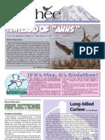 05-2008 Towhee Newsletter Tahoma Audubon Society