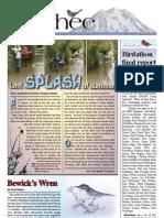 10-2008 Towhee Newsletter Tahoma Audubon Society