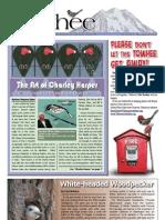 11-2008 Towhee Newsletter Tahoma Audubon Society